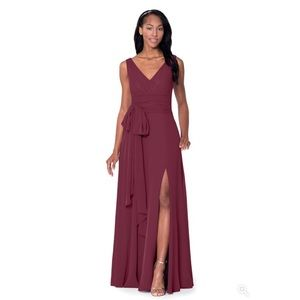 Azazi Bianca Dress in Mulberry Size 4